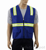 Royal Blue Safety Vest Mini-Thumbnail