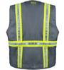 Gray Safety Vest_SWATCH