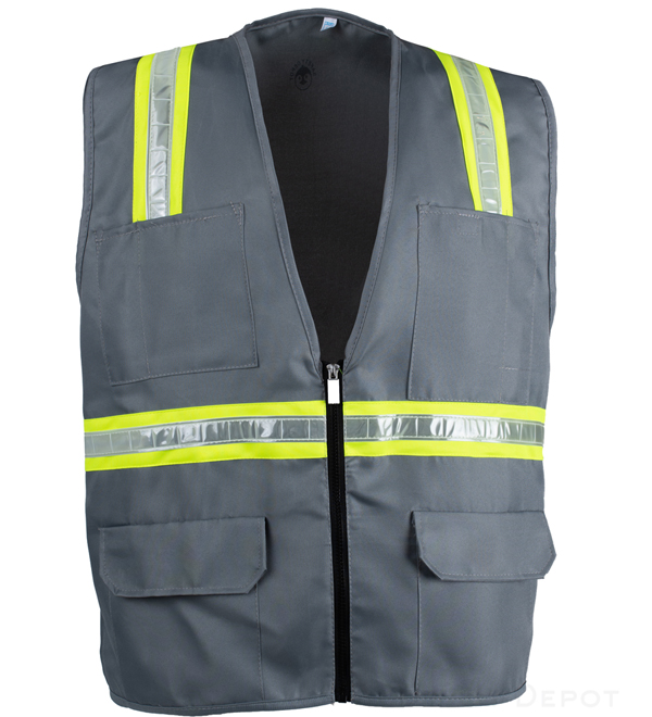 Gray Safety Vest_MAIN