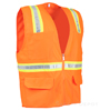2W International 8038A Safety Vest SWATCH