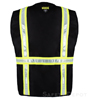 Black Safety Vest Mini-Thumbnail