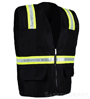 Black Safety Vest_SWATCH