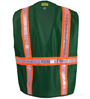 Green Safety Vest SWATCH