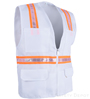 White Safety Vest SWATCH