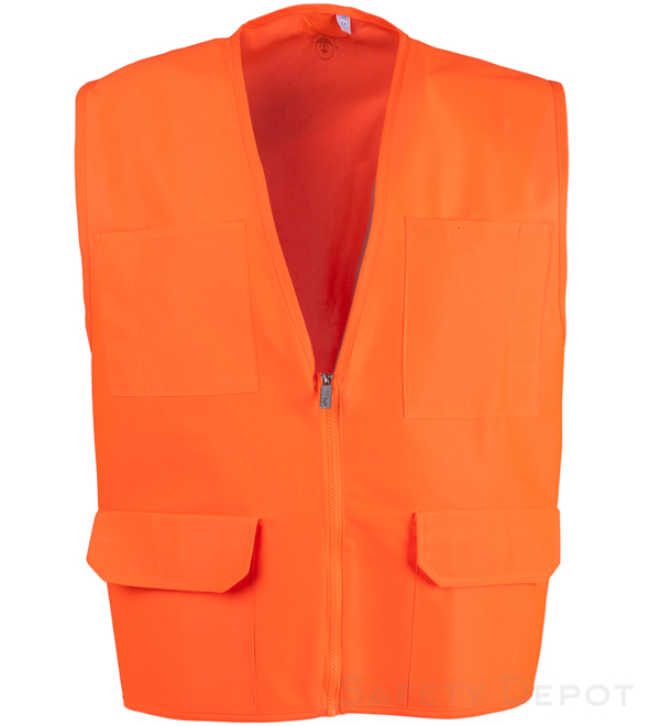 Safety Vest  Orange MAIN
