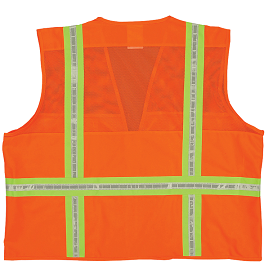 Safety Vest Orange Mini-Thumbnail