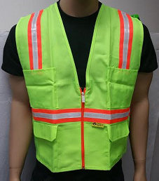 Lime Safety Vest Mini-Thumbnail