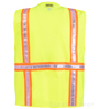 2W International 8048A Safety Vest SWATCH