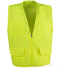 Yellow/Lime Multi-Pocket Vest SWATCH
