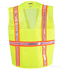 Safety Yellow Safety Vests SWATCH