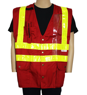 Hi Visibility Safety Vests MAIN