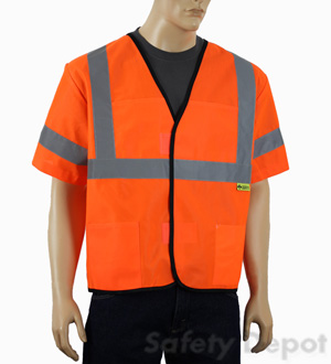Safety Vests Class 3