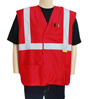 Red Safety Vest SWATCH