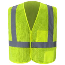 Yellow Safety Vests THUMBNAIL