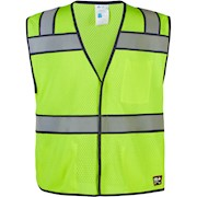 Flame Resistant Safety Vest THUMBNAIL