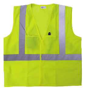Class 2  Safety Mesh Combo Vest