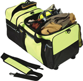 Large Wheeled Turnout Gear Bag THUMBNAIL