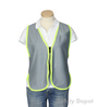 Gray Womens' Safety Vest Mini-Thumbnail