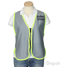 Gray Womens' Event Vest