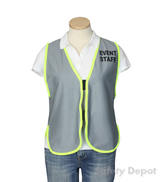 Gray Womens' Event Vest MAIN