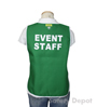 Green Womens' Event Vest SWATCH