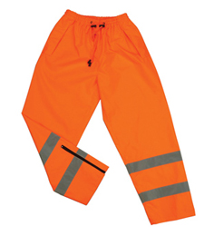 Orange Class E Pants