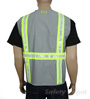 Gray Safety Vest Mini-Thumbnail