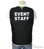 Black Womens' Event Vest Mini-Thumbnail