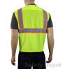 Yellow/Lime Mesh Safety Vest Mini-Thumbnail