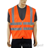 Orange Mesh Class 2 Safety Vest Mini-Thumbnail