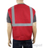 Red Safety Vest Mini-Thumbnail