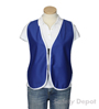 Royal Blue Women's Safety Vest SWATCH