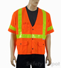 Orange Class 3 Safety Vest Mini-Thumbnail