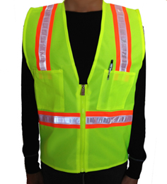 Yellow Safety Vest THUMBNAIL