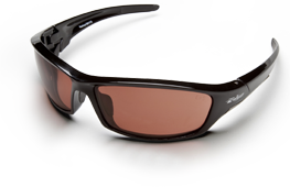 Copper High Contrast Sunglasses