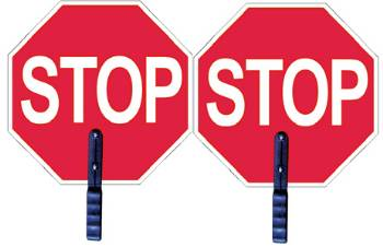STOP/STOP Sign