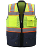 Premium Two Toned Safety Vest_SWATCH