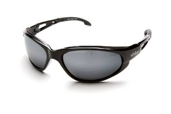 Silver Mirror Lens Sunglasses