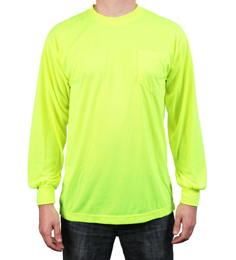 Yellow/Lime Long Sleeve Shirt