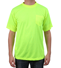 Yellow Short Sleeve Shirt