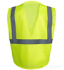 Yellow  Safety Vests Class 2 SWATCH