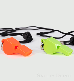 safety whistle THUMBNAIL
