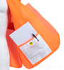Orange Breakaway Safety Vests SWATCH