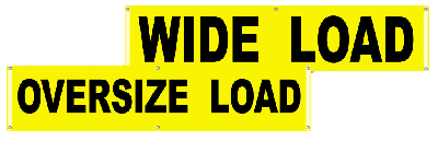 Wide Load Truck Banner_MAIN