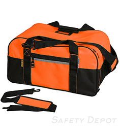 Basic Orange Gear Bag THUMBNAIL