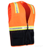 Orange Vest with Black Bottom Mini-Thumbnail