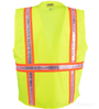 Yellow Vest with Black Bottom SWATCH