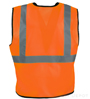 Orange Class 2 Safety Vest_SWATCH