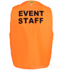 Orange Womens' Event Vest_SWATCH