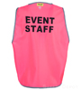 Pink Womens' Event Vest SWATCH